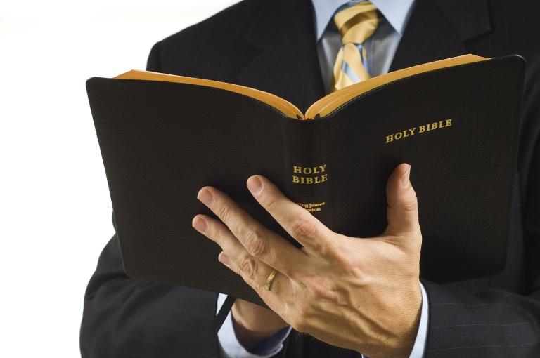Pastor-Biblia