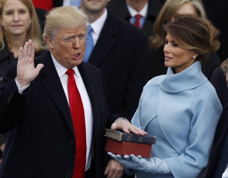 trump-sworn-in